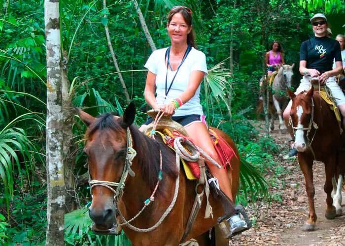tour-paseo-caballo-cancun-lomabonita