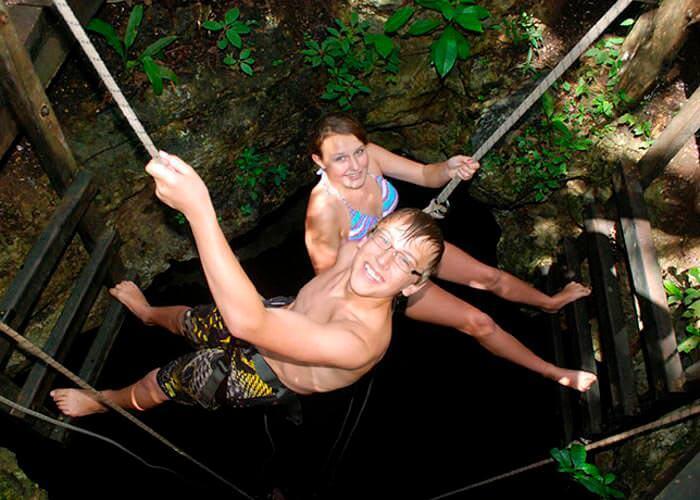 actividades-cancun-coba-tirolesas