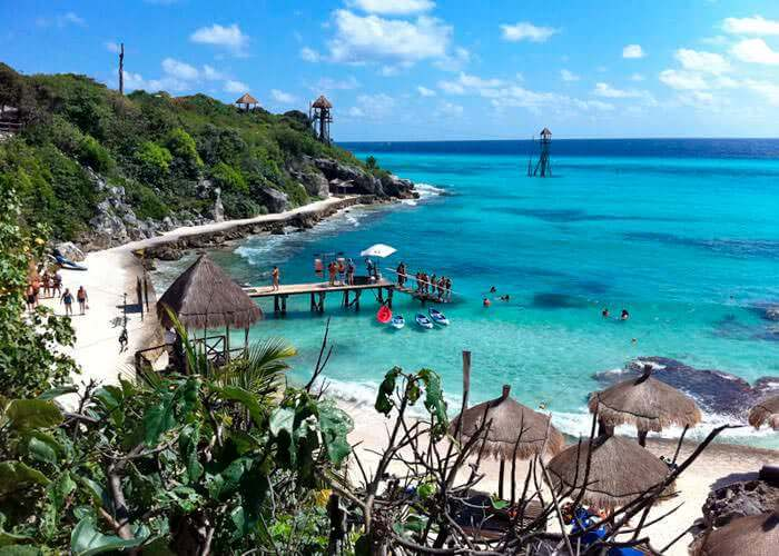 actividades-en-cancun-parquegarrafon-playa