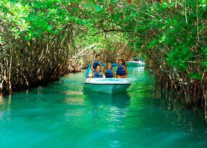 lancha-rapida-cancun-jungletour-express