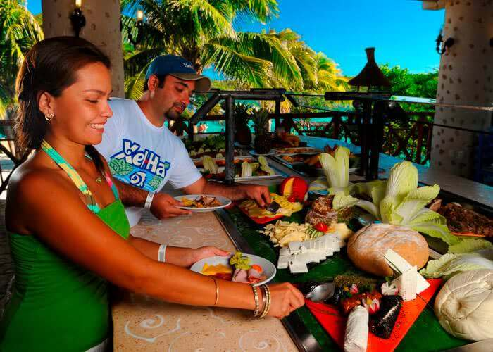 tour-cancun-xelha-restaurante