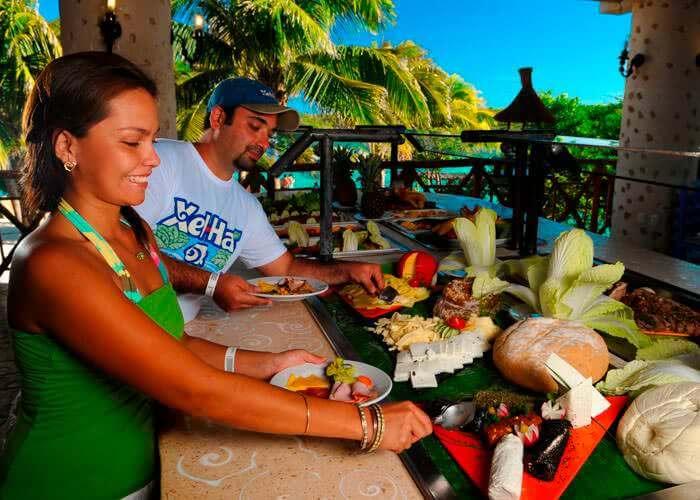 tour-cancun-xelha-restaurante