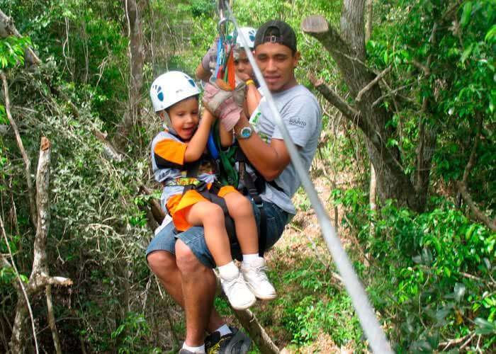 tour-tirolesas-cancun-selvatica