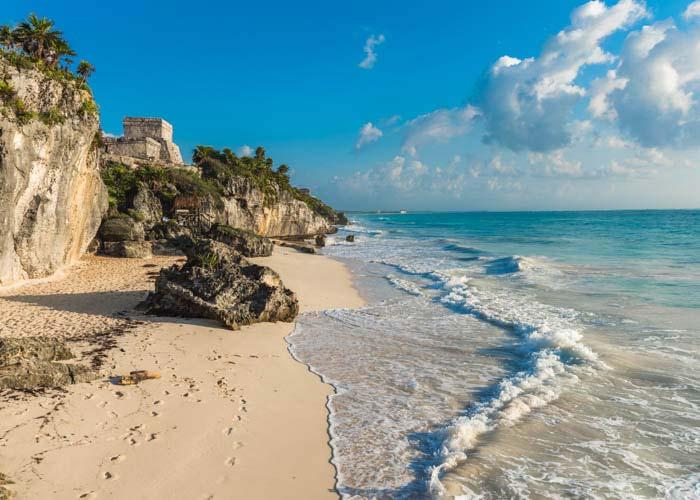 Tulum & Cobá + Cenote + Playa del Carmen Plus + Xcaret Plus
