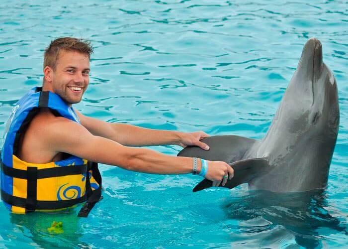 nadar-con-delfines-tours-en-cancun