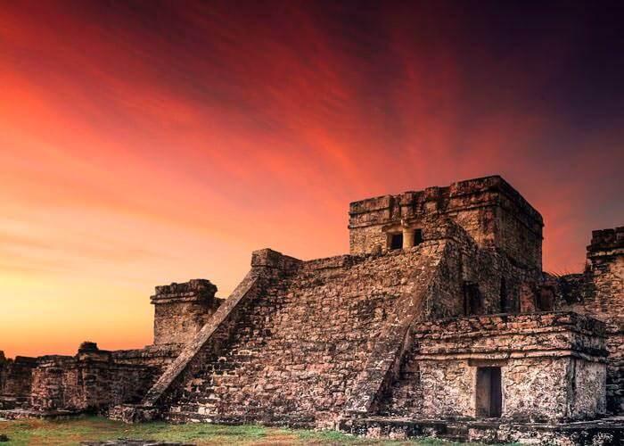 Chichén Itzá + Tulum Express