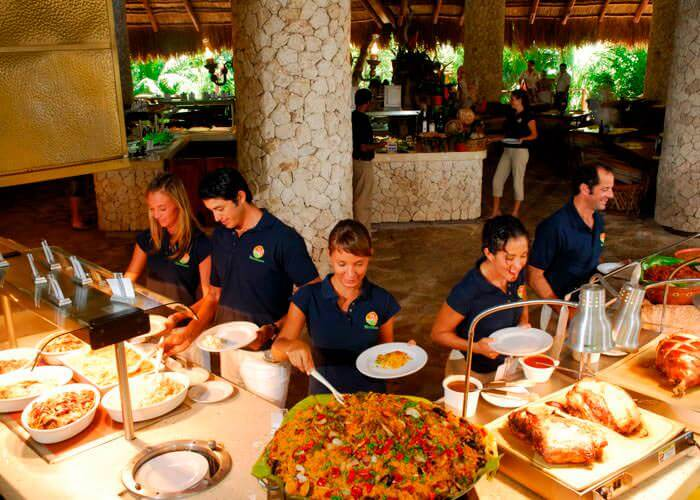 toursenrivieramaya-xcaret-restaurantes