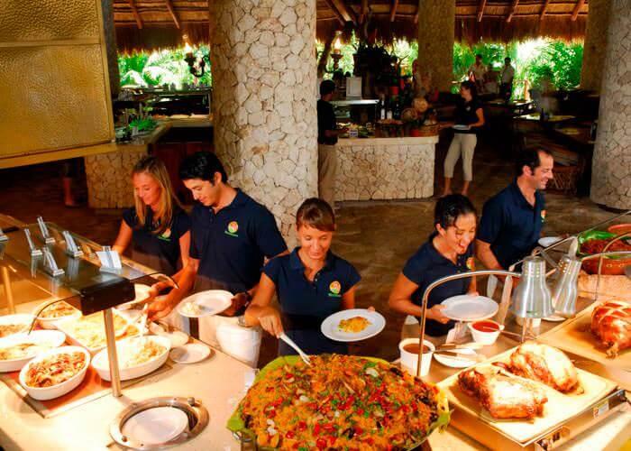 experienciasxcaret-toursencancun-restaurante