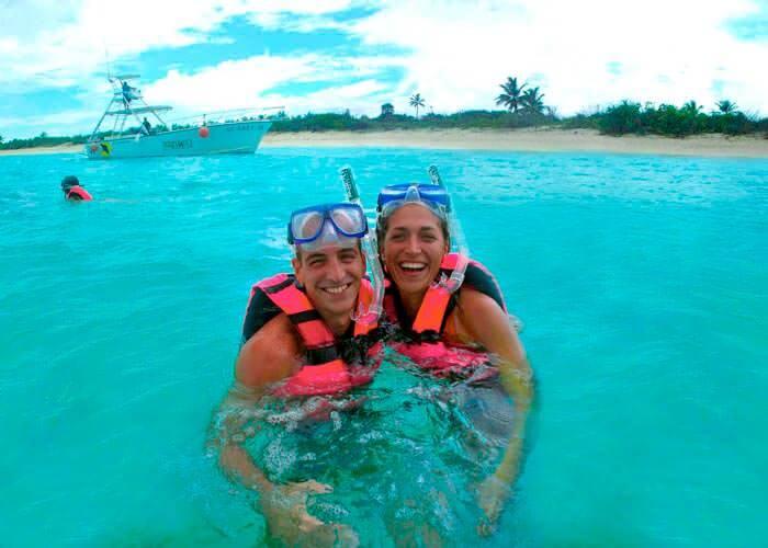 entradas-xcaret-snorkel-playa
