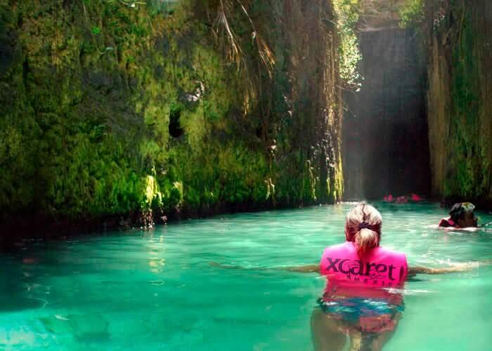 Xcaret Plus + Tour a Isla Mujeres Samba Essential-1