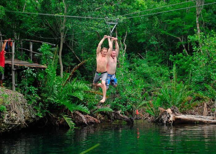 tour-tirolesas-cenote-rivieramaya