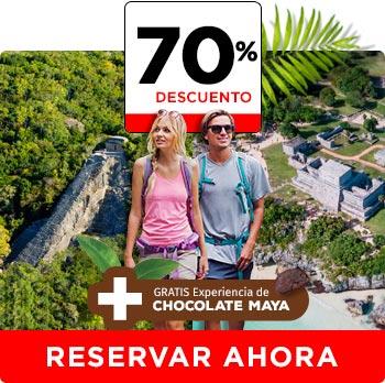 Tours a Chichén Itzá en promocion