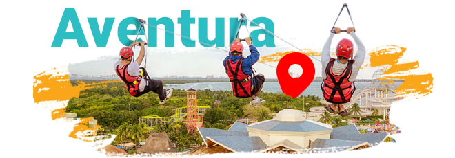 parques de aventuras en cancun