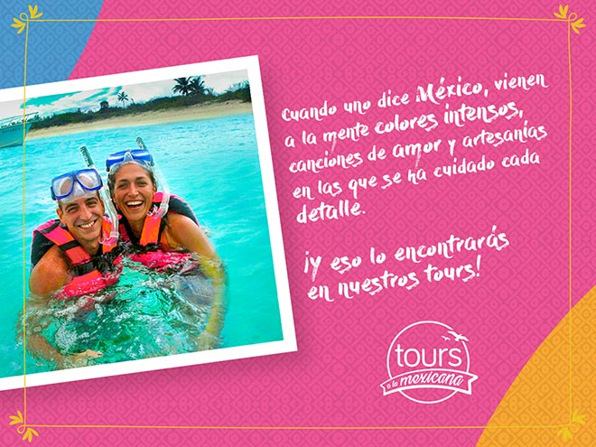 tour en cancun con cariño mexicano
