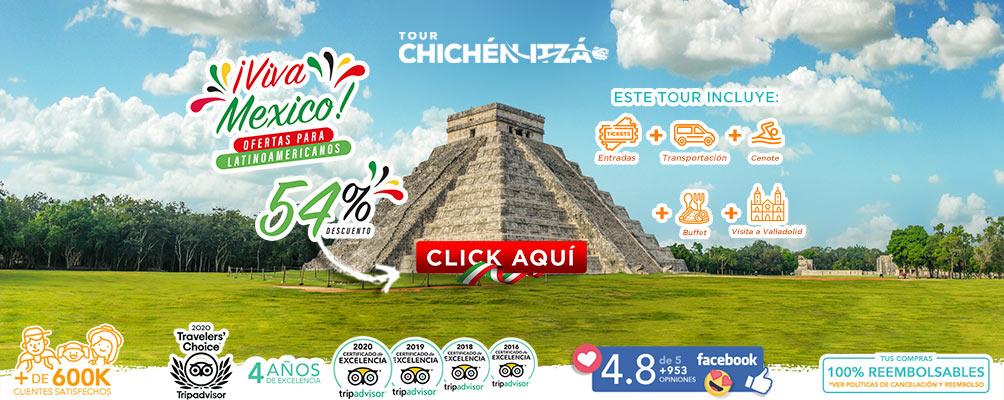 equinoccio Chichen Itza 2021 todo incluido