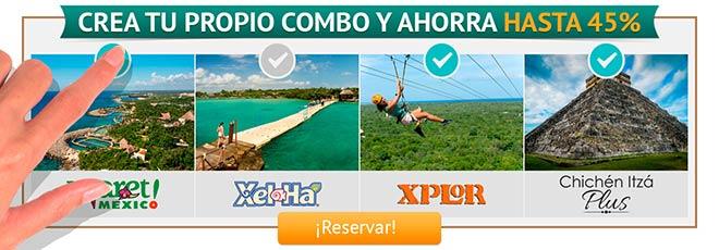 Paquetes de Tours con descuento en Cancun