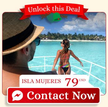 Samba Catamaran tours Isla Mujeres