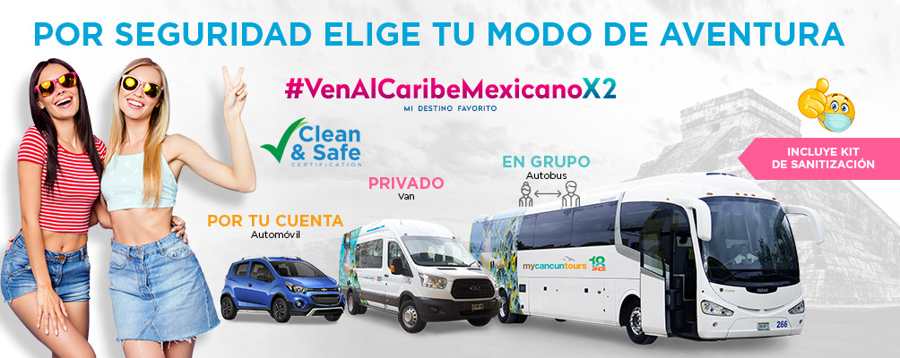 Certificación Clean and Safe en Tours