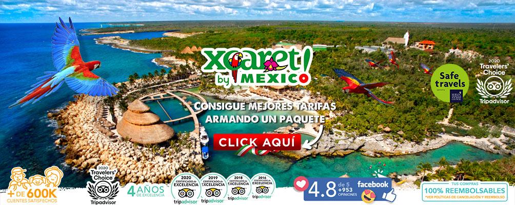 Tours y Actividades en Xcaret