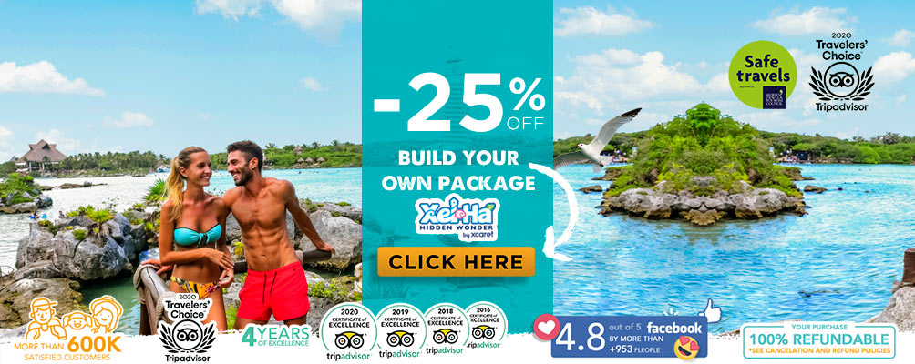 Tours and Activities at Xcaret