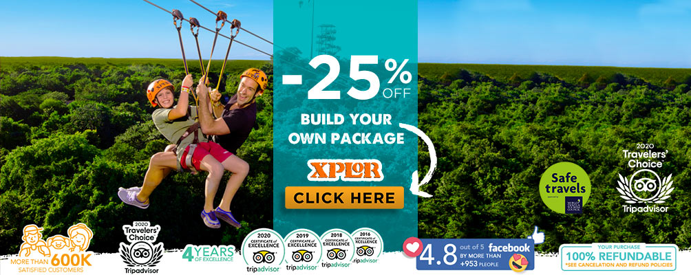 tours And Activities at XPLOR