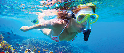Tour de Snorkel en Riviera Maya - Snorkel Expedition