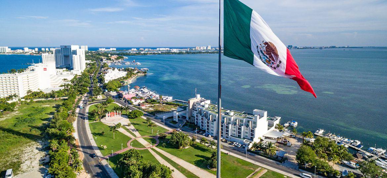 Vista-aerea-Cancun