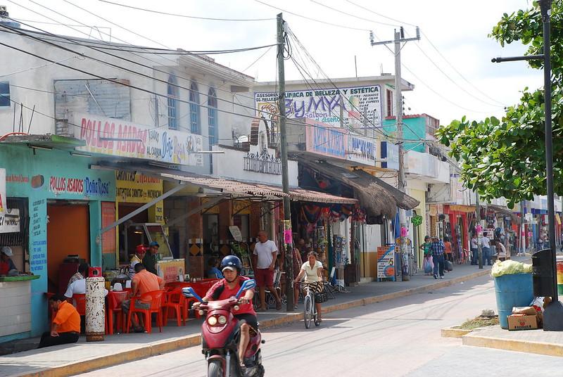Avenidas y Calles de Tulum