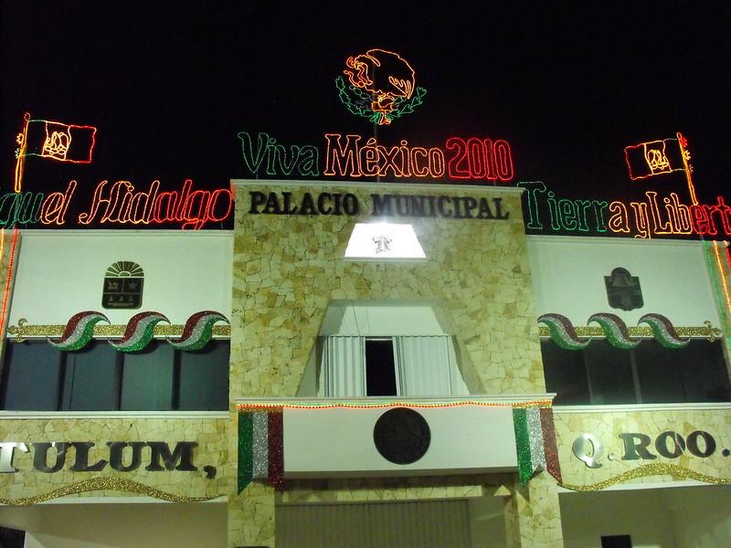 Palacio municipal de Tulum