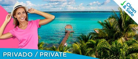 Poster Bacalar tour privado