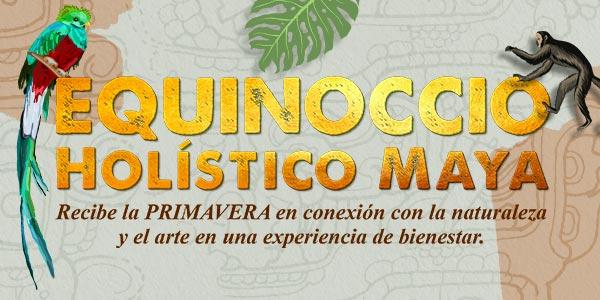 Poster Equinoccio Maya