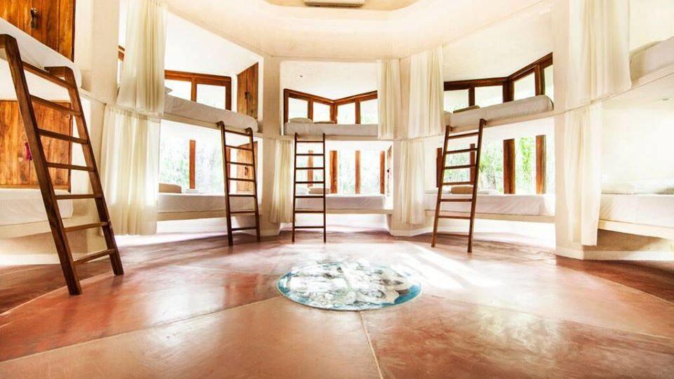 habitaciones compartidas tulum