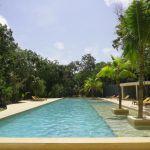 piscina en tulum